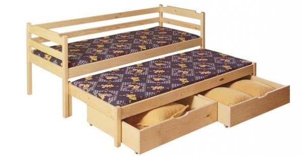 Сделать двухуровневую выдвижную кровать своими руками
