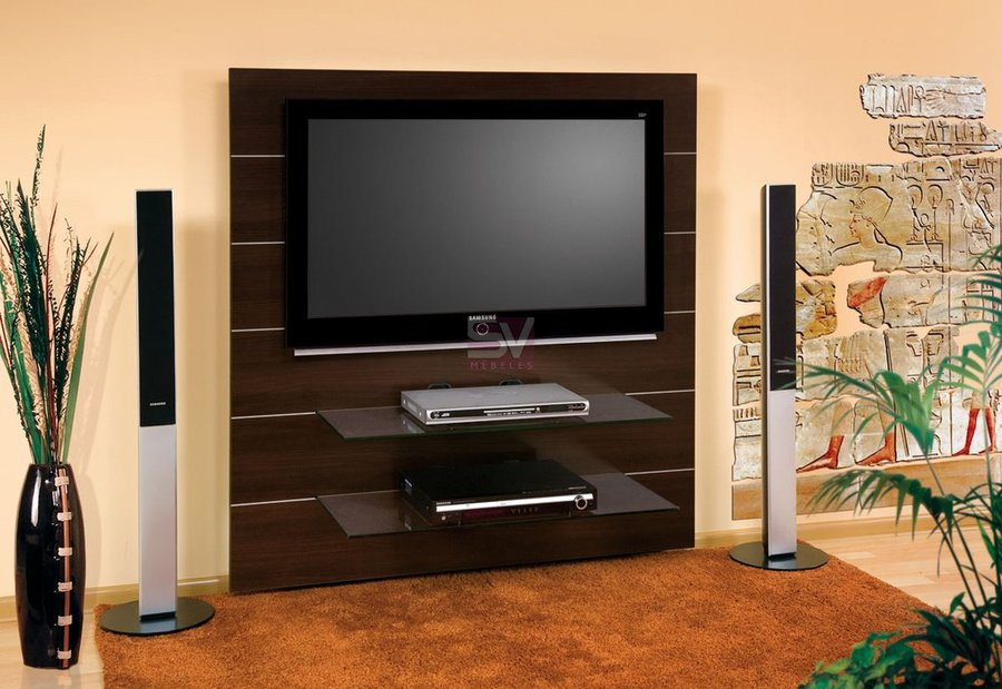 Как сделать панель для телевизора